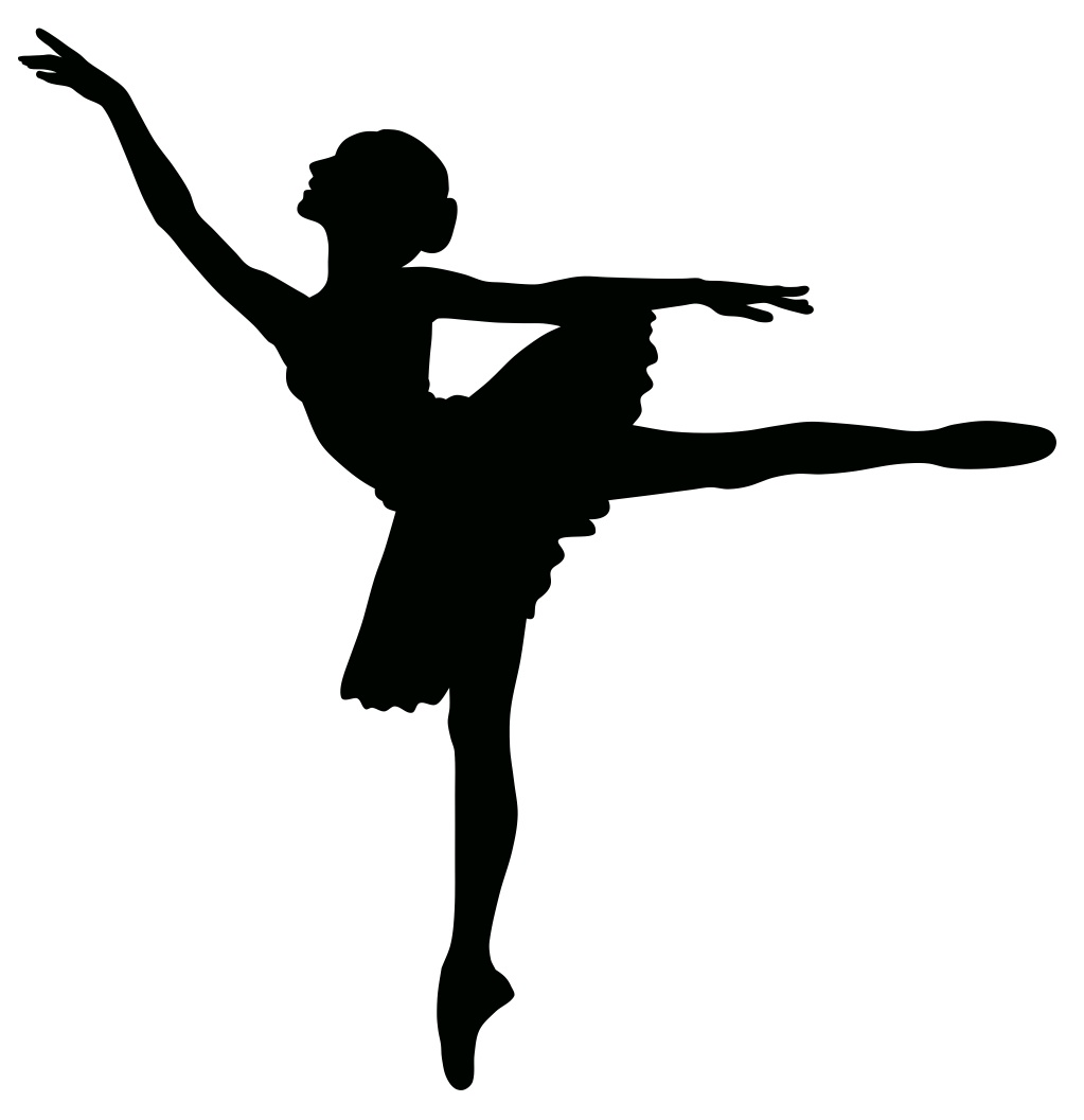 Ballerina Logo If you want to get to know the