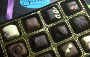 chocolate sciolti